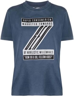 Eytys Gen Z organic cotton T-shirt