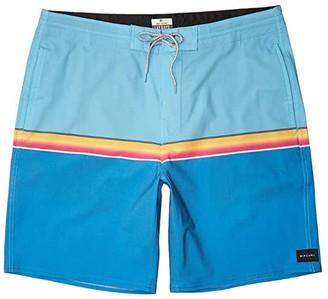 Rip Curl Rapture Layday (Blue) Men's Swimwear