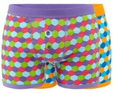 Red Herring Pack Of Two Assorted Patterned Boxers