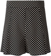 Marc Jacobs polka dot shorts - women - Silk - 4