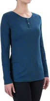 Woolrich Cedar Creek Henley Shirt - Thermal, Long Sleeve (For Women)