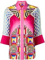Mary Katrantzou Rita printed top
