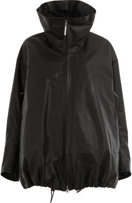 Isaac Sellam Experience zipped padded coat