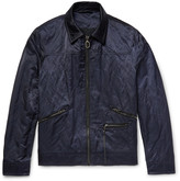 Lanvin - Cotton-blend Satin Jacket