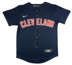 Nike Youth Cleveland Indians Official Blank Jersey