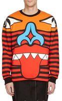 Givenchy Totem Printed Sweatshirt
