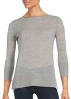 Magaschoni Textured Cashmere Sweater