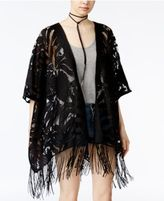 Steve Madden Florentine Lace Poncho
