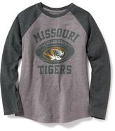 Old Navy NCAA® Raglan-Sleeve Tee for Boys