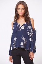 Yumi Kim Morning Glory Silk Top