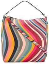 Paul Smith swirl print hobo bag