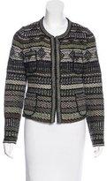 Marni Knit Tweed Jacket