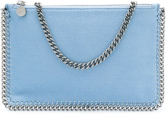 Stella McCartney Falabella chain trim tote bag