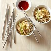 Williams-Sonoma Williams Sonoma Stainless Steel Chopsticks Set