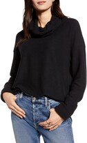 Treasure & Bond Cowl Neck Pullover