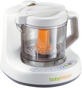 Green Baby Baby Brezza One Step Food Maker - White