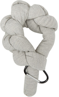 Bless Grey Bolster Scarf