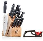 Zwilling J.A. Henckels Four Star 13 Piece Knife Block Set