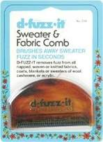Dritz D Fuzz It Fabric Comb C99; 6 Items/Order [Kitchen]