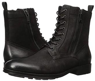 Kenneth Cole New York Hugh Boot D (Black) Men's Shoes