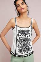 Akemi + Kin Victoria Embroidered Cami