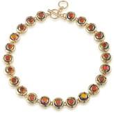 ABS by Allen Schwartz Stone Collar Necklace, 16