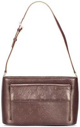 Louis Vuitton 2003 pre-owned monogram Glace Alston shoulder bag
