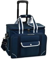 Picnic at Ascot Deluxe Picnic Cooler for 4 with Removable Wheeled Cart