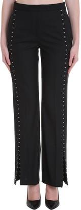 Neil Barrett Pants In Black Polyester