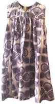 By Malene Birger Purple Cotton Dress for Women