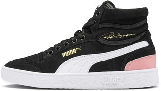 Puma Ralph Sampson Mid Suede Women's Sneakers