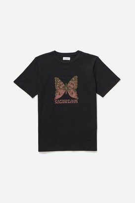 Saturdays NYC Butterfly SS Tee