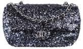 Chanel Sequin Classic Medium Single Flap Bag