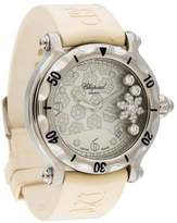 Chopard Happy Sport Happy Snowflake Watch