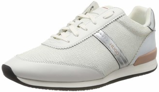 HUGO BOSS Adrienne-seq Womens Low-Top Sneakers
