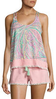 Juicy Couture Printed Pajama Set