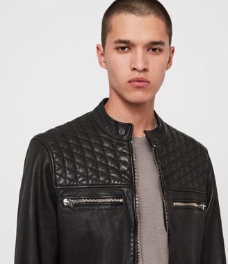 AllSaints Amersham Leather Jacket
