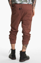 Zanerobe 'Sureshot' Slim Tapered Leg Pants Terracotta 34