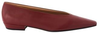 Bottega Veneta Almond flat shoes.