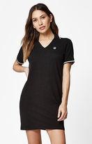 Obey No. 89 Polo T-Shirt Dress