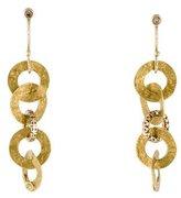 H.Stern 18K Diamond Grupo Corpo Earrings