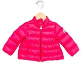 Moncler Girls' Joelle Down Jacket