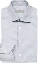 Canali Regular-fit single-cuff cotton shirt