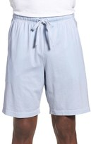Daniel Buchler Men's Pigment Dyed Cotton Lounge Shorts