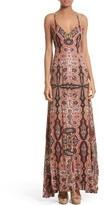 Alice + Olivia Women's Alves Maxi Dress