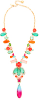 Kate Spade Garden Party Statement Necklace