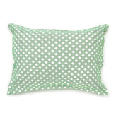 Jonathan Adler Mayfair Green Sham Set - Standard