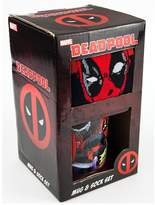 Marvel DEADPOOL MUG AND SOCK SET