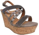 Not Rated Women's Viti Wedge Sandal
