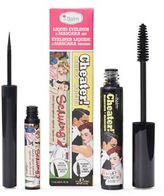 TheBalm Schwing Liquid Eyeliner & Cheater Mascara Set
